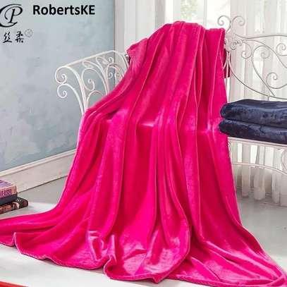 fleece throw blanket image 1
