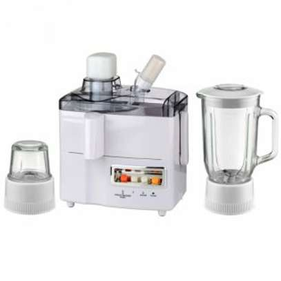 3-IN-1 JUICER WHITE- RM/278 image 2