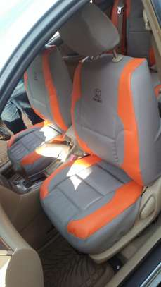 Toyota Fielder  Car Seat Covers image 7