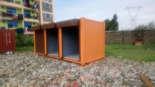 20ft containers stalls image 4