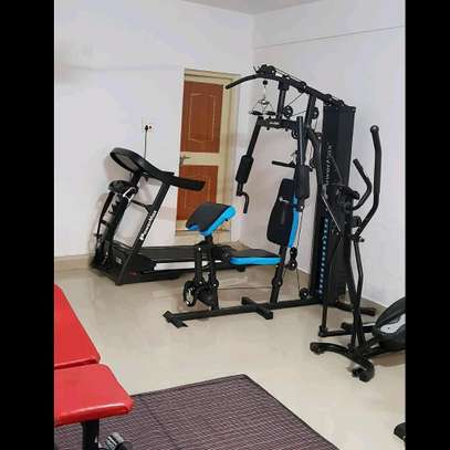 Jx 913 fitness home gym image 3