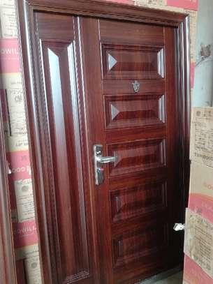 Steel Security Doors(1 1/2){Double Door}