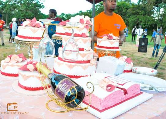 Yummy & fresh Wedding Cakes in Nairobi Kenya image 2