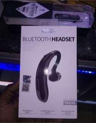YK design Unique Bluetooth headset image 1