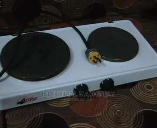 Double Hot Plate image 1