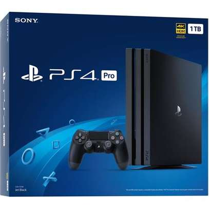 Brand New  Sony PlayStation 4 Pro Gaming Console at Shop image 1