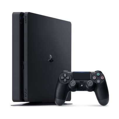 Sony PS4 Slim Gaming Console -1TB(Black)