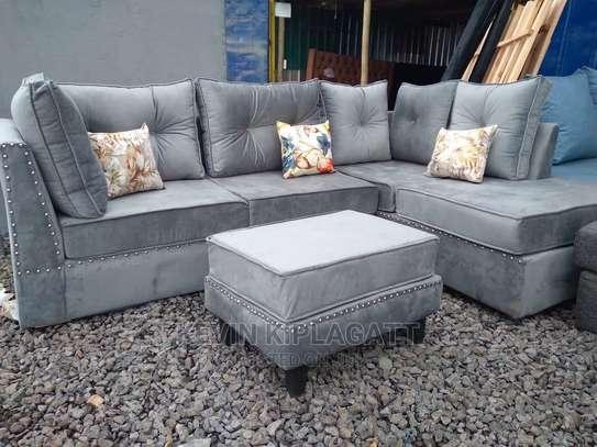 L Shaped Sofa Set image 1