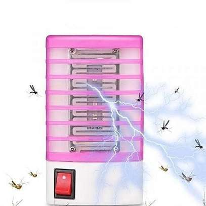 Mosquito Fly Bug Insect Zapper LED Electric Killer Night Lamp