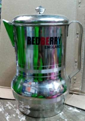 Red berry jug image 1