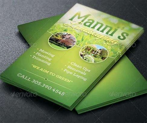 Guaranteed business cards printing