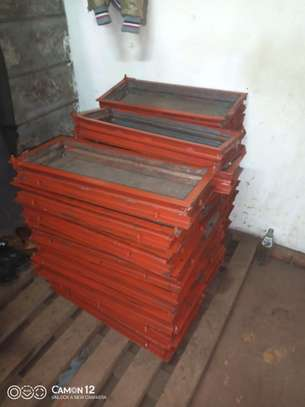 Side Slab Mold