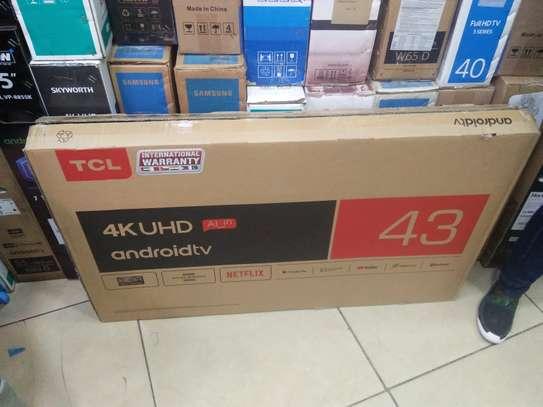 """43"""" TCL UHD 4K image 1"""