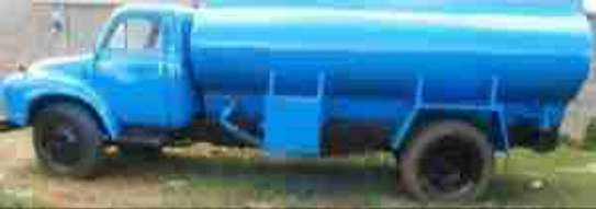 Lorry, Clean water supply services tanker/Bowser