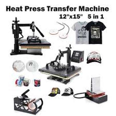 16″ x 20″ Swing Away Heat Press Machine image 1