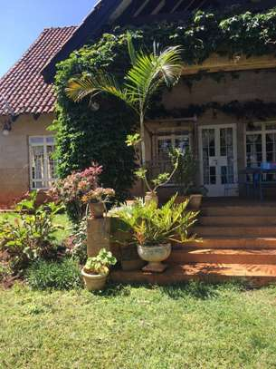 Furnished 4 bedroom house for rent in Runda image 7
