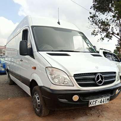 Mercedes-Benz Sprinter image 1