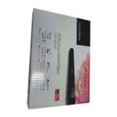 Generic Slim Smart Usb Record and Play DVD Player - Black image 4