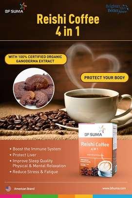 4 in 1 Reishi Coffee image 3