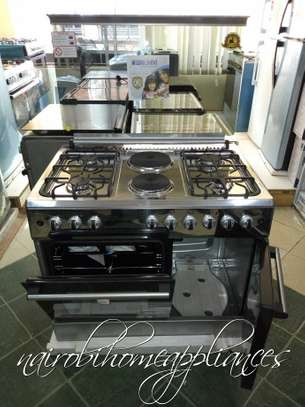 Bruhm 6 Burner Cooker
