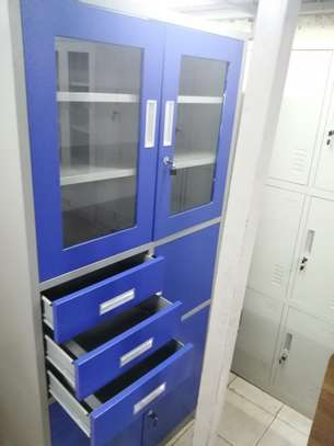 Two door filling cabinets image 14