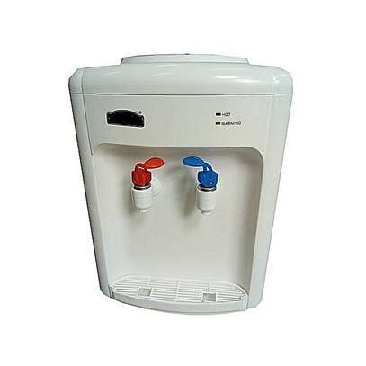 Redberry Table Top Water Dispenser Hot & Normal Basic -white image 1