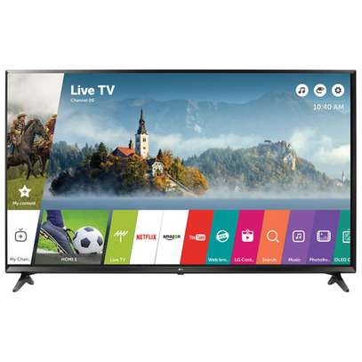 Lg 55 Inch Smart 4k Tv image 1