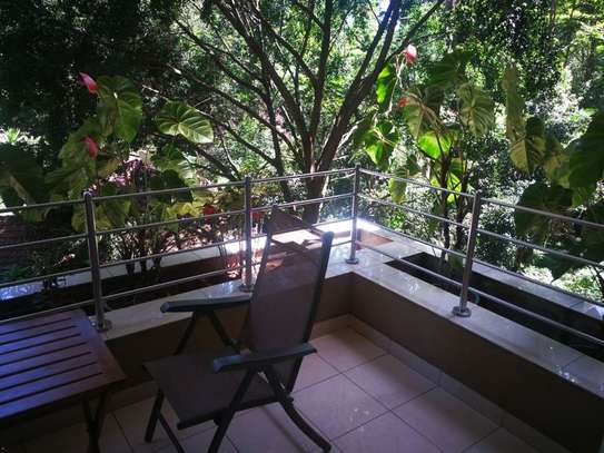 Furnished 2 bedroom apartment for rent in Kileleshwa image 6