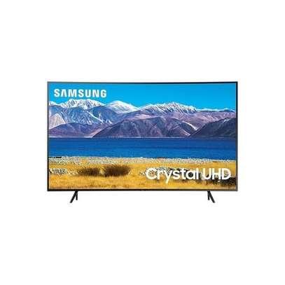 Samsung 55TU8300 55 Inch Smart UHD 4K Crystal HDR Curved TV Series 8-NEW SALE image 1