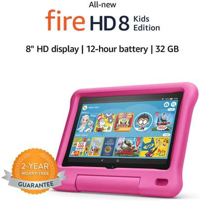 """Amazon Fire HD 8 Kids Edition Tablet, 8"""" HD display, 32 GB, Kid-Proof Case image 4"""