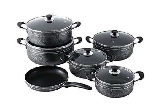 11 Pieces Non Stick Set, Seeman