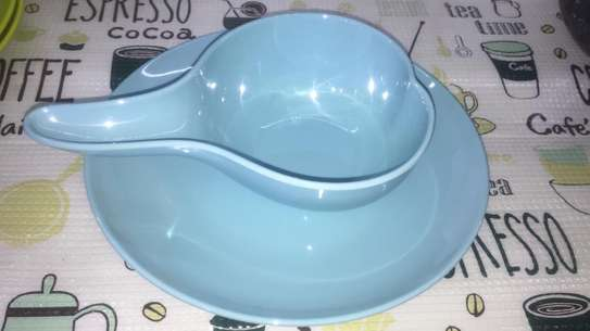 Calabash with saucer image 2