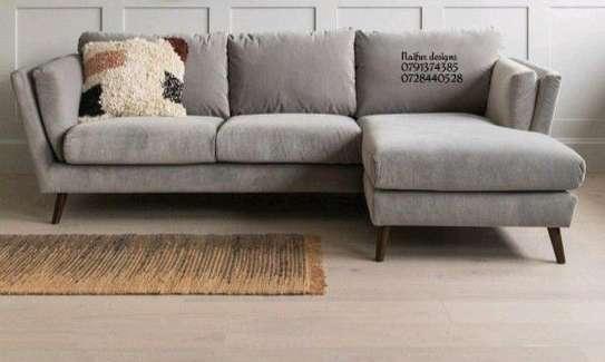 L shaped sofas for sale in Nairobi Kenya/grey four seater sofa image 1