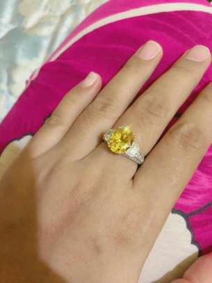 Engagement ring image 5