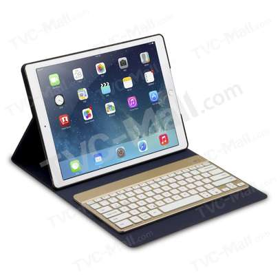 """Smart Wireless Bluetooth Keyboard with Stand Case Cover For Apple iPad Pro 12.9"""" image 4"""