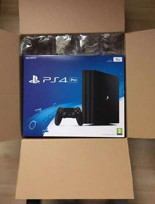 New Sony PlayStation 4 PS4 Slim 1TB Console 5 Game Bundle FREE
