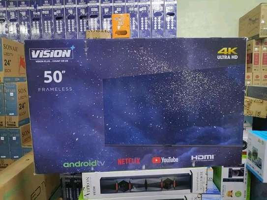 Vision 50 Inches Smart TV image 3