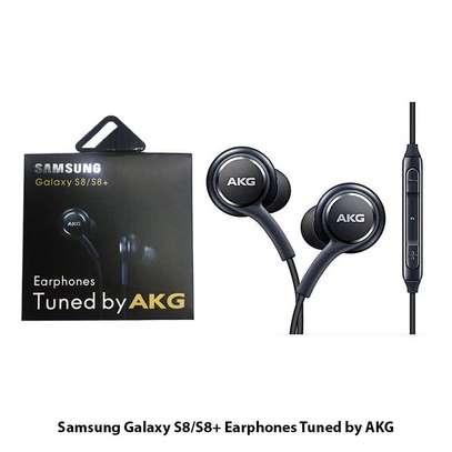 Original Samsung AKG Earphones  3.5mm In-ear with Mic Wire Headset image 3
