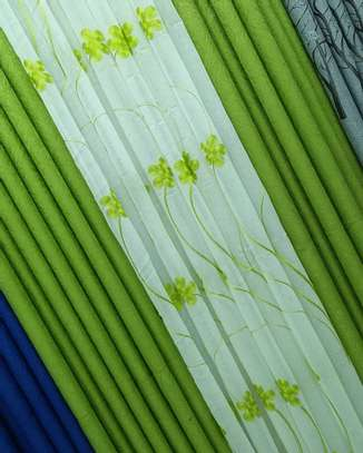 HIGH QUALITY PLAINS CURTAINS  AND SHEERS DIFFERENT COLOUR PER METER FROM 850 TO 1000 image 8