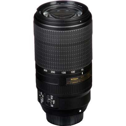 Nikon AF-P NIKKOR 70-300mm f/4.5-5.6E ED VR Lens FX image 1