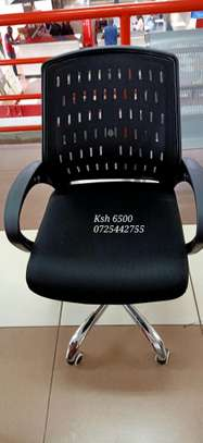 Meshed Office chairs image 1