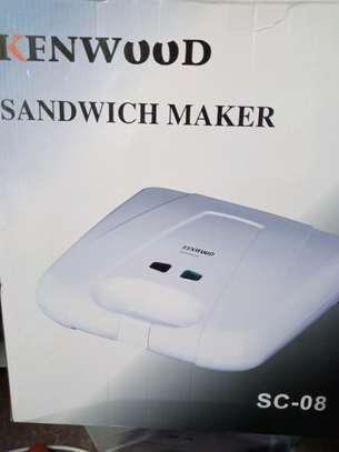 Kenwood sandwich maker image 1