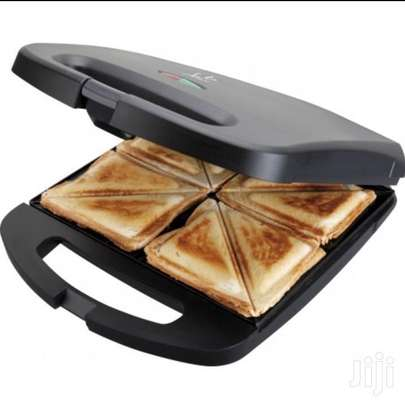 Sayona 4 Slice Sandwich Maker image 1