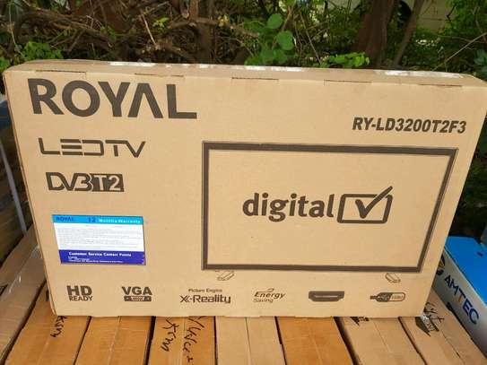 32 Royal digital TV