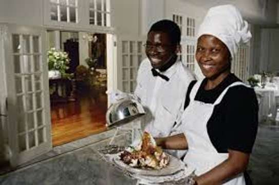 Chef/Cook and Housekeeper wanted Urgently.Event Staff for Hire