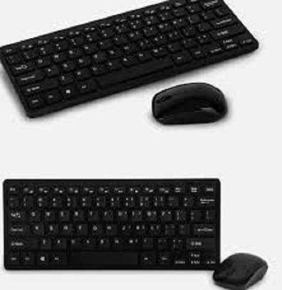 super quality   wireless  keyboard image 2
