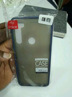 Redmi Note 8 Back Cover(My Choice cover) In shop image 1