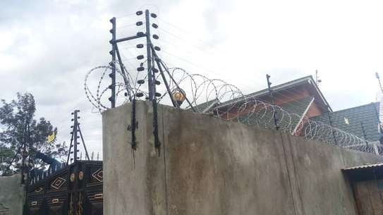 Electric fence Delivery and Installation