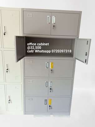 Water/Fire Proof Lockable Office Cabinet image 1