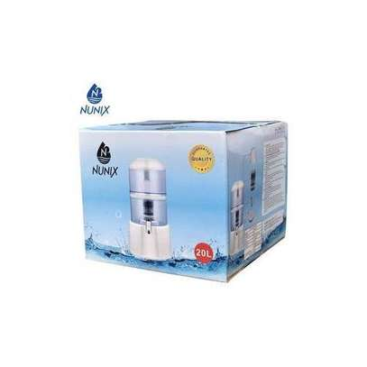 Water Purifier With Dispensing Tap - 20 Litres - White image 2